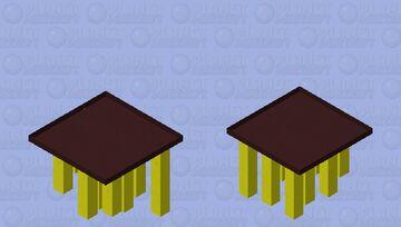 Wind Chime Minecraft Mob Skin