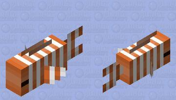 HD Tropical Fish (for @TropicalTuNA) Minecraft Mob Skin