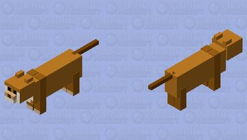 Weasel Boi Minecraft Mob Skin