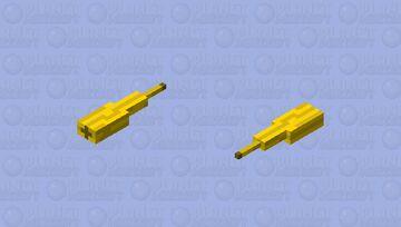 The Flying Banana xD Minecraft Mob Skin