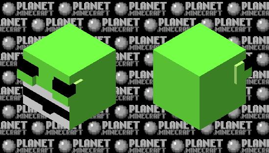 Jelly mob Minecraft Skin