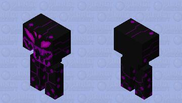 Cybertronic Protector Beast Minecraft Mob Skin