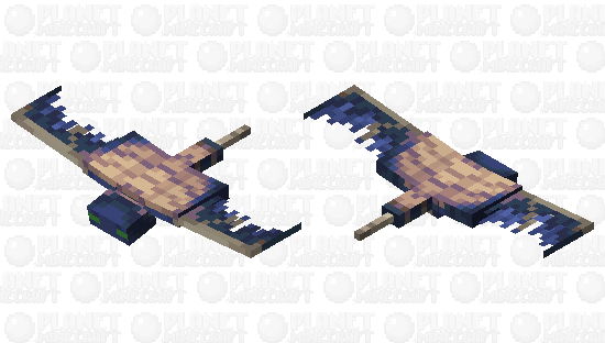 ɯoʇuɐɥԀ Minecraft Skin