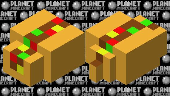 Taco-Mite Minecraft Skin