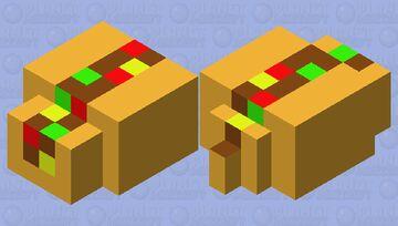 Taco-Mite Minecraft Mob Skin