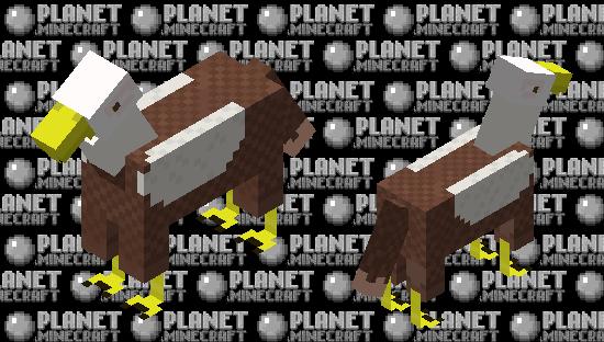 Griffin - Mythical Creatures Minecraft Skin