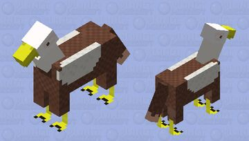 Griffin - Mythical Creatures Minecraft Mob Skin