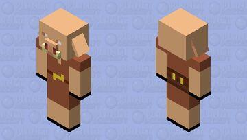 Smooth piglin Minecraft Mob Skin