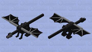 Dragonator 800 Minecraft Mob Skin