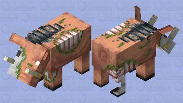 Better zoglin Minecraft Mob Skin