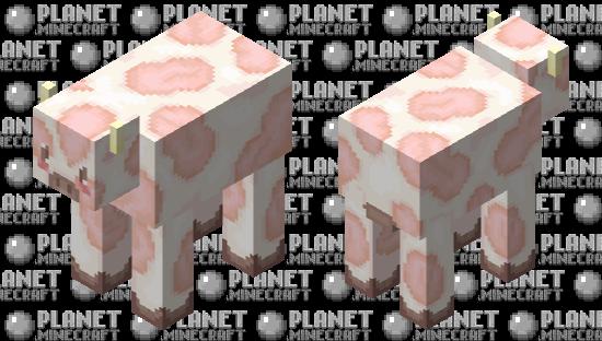 - ☆ - strawberry cow - ☆ - Minecraft Skin