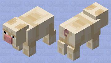 Snowball - Animal Farm Minecraft Mob Skin