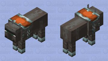 baby ravager Minecraft Mob Skin