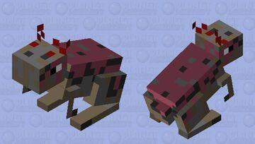 Bebe ultra raptor Minecraft Mob Skin
