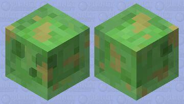 Honey-ified slime Minecraft Mob Skin