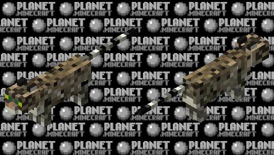 Ocelot Minecraft Skin