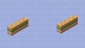 Sub Minecraft Mob Skin