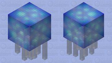 Jellyfish Minecraft Mob Skin
