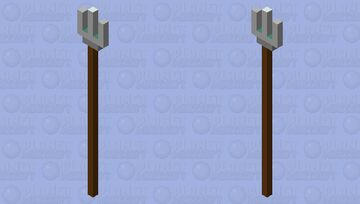 Pitchfork Minecraft Mob Skin