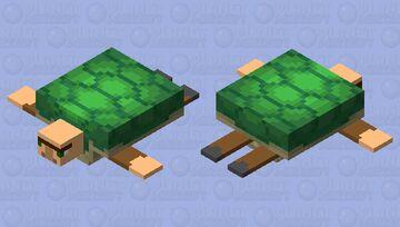 Ummmmm.... Minecraft Mob Skin