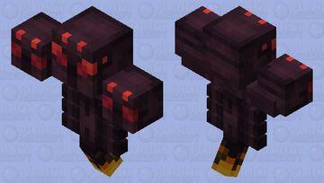 Makadee | Arachnid monster 🕷️ Minecraft Mob Skin