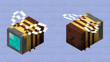 Bee camera Minecraft Mob Skin