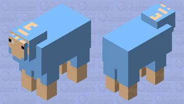 sheep Minecraft Mob Skin