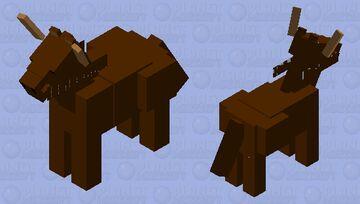 moose Minecraft Mob Skin