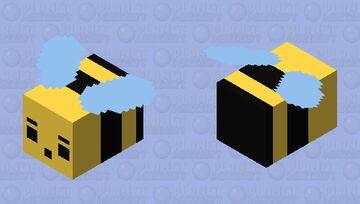Winnie the Bee - fs Minecraft Mob Skin