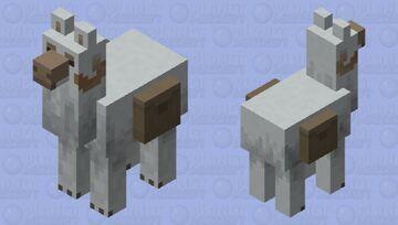 TaunTaun Minecraft Mob Skin