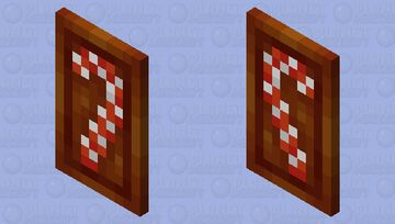 Christmas Candy Cane - CCC Minecraft Mob Skin