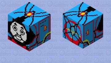 Thomas the death machine Minecraft Mob Skin