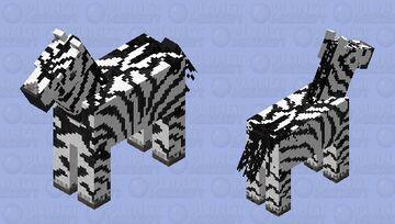 Zebra | Mob Skin Event | Krysot Minecraft Mob Skin