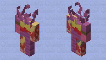 Organ Piglin Minecraft Mob Skin
