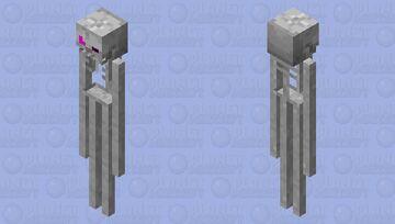 Skeleman Minecraft Mob Skin