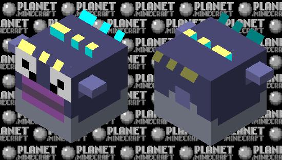 Porcupuffer (mario) Minecraft Skin