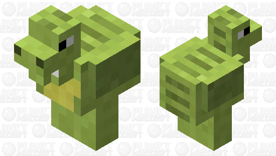Compsognathus Minecraft Skin