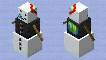 Birth-Golem! Minecraft Mob Skin