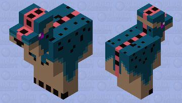 Pachygalosaurus Level 40 (Jurassic World: The Game) Minecraft Mob Skin