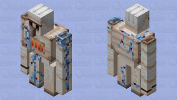 ~*Guardian of the Andesite Towers*~ Minecraft Mob Skin