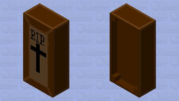 A... Bed? Minecraft Mob Skin