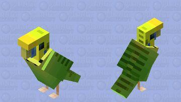 ◊ P∆n∂∆ ◊ Neat Parakeet ◊ Secret Santa! Minecraft Mob Skin