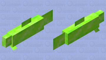 Gummy Fish Minecraft Mob Skin