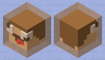 noob slime Minecraft Mob Skin