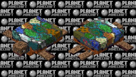 Biome turtle Minecraft Skin