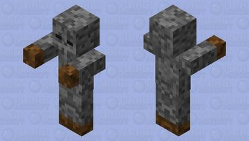 Zombie Warrior Minecraft Mob Skin