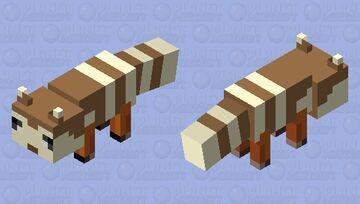 furret (unfinished) Minecraft Mob Skin