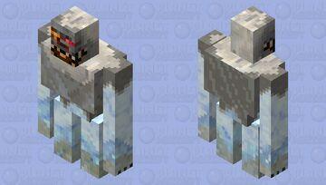 Y̾e̾t̾i̾ * Mythical Creatures Mob Skin Contest* Minecraft Mob Skin