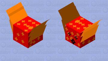 fireball Minecraft Mob Skin