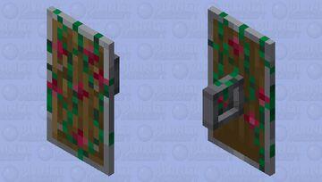 Shielding Nature Minecraft Mob Skin